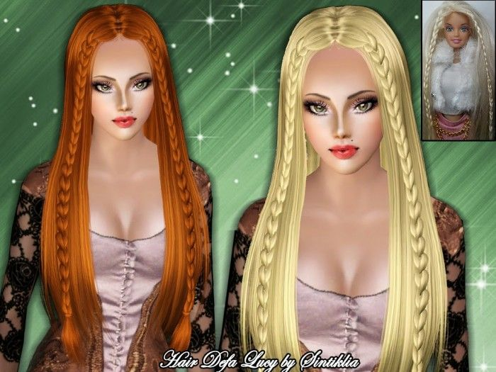 """The """"Give Us LONG Hair! Pretty please!"""" Petition 69 sigs & counting! — The Sims Forums"""