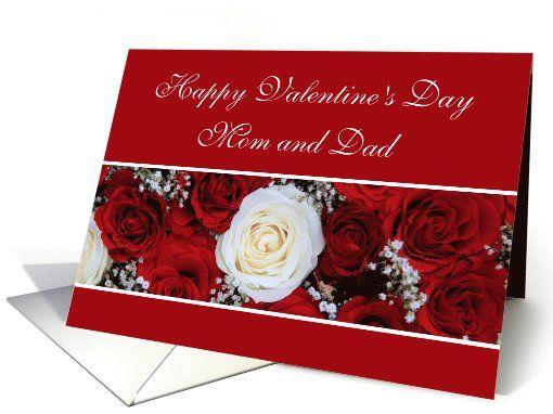 valentine's day card mom