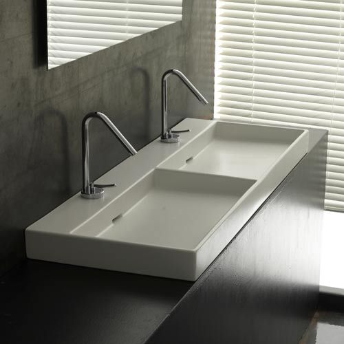 Ada Sink : ... Ada Wall Mount Or Countertop Bathroom Sink Ws Bath Collections Wall