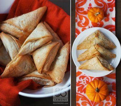 Pumpkin Turnovers Recipe — Dishmaps