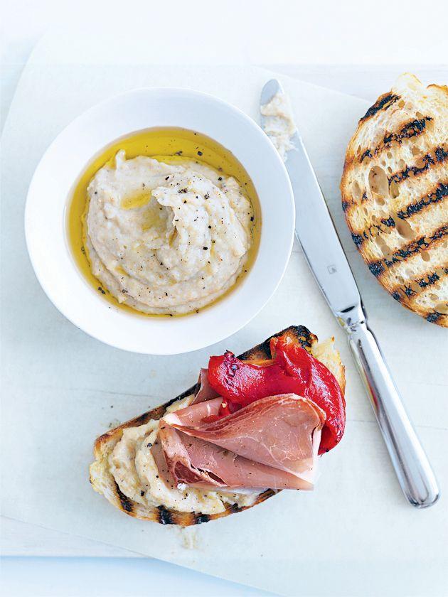 white bean dip | Recipes to Try | Pinterest