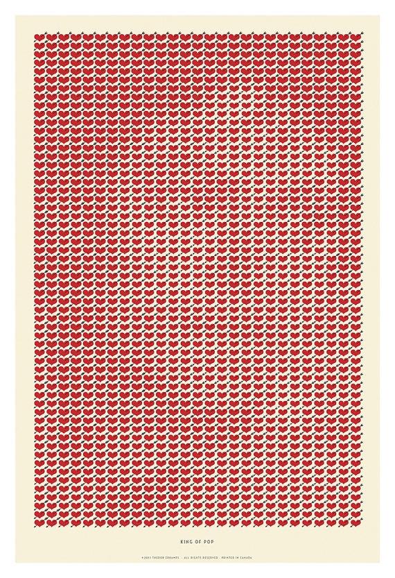 valentine's print