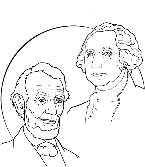 presidents coloring pages printable - photo#21