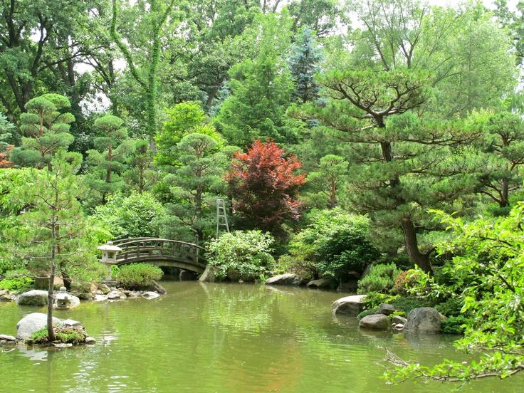Japanese Gardens Rockford Il Illinois Pinterest