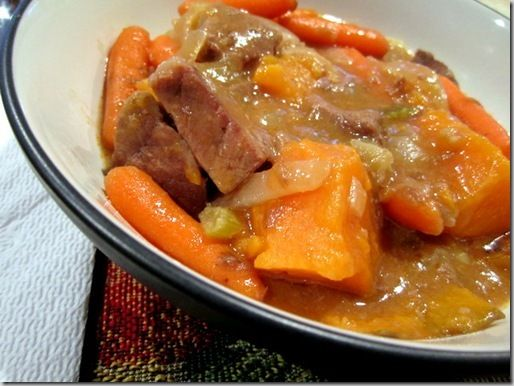 Easy beef stew- Sounds easy and yummy! | food and drinks | Pinterest