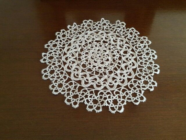 Crochet and tatting Crochet Pinterest