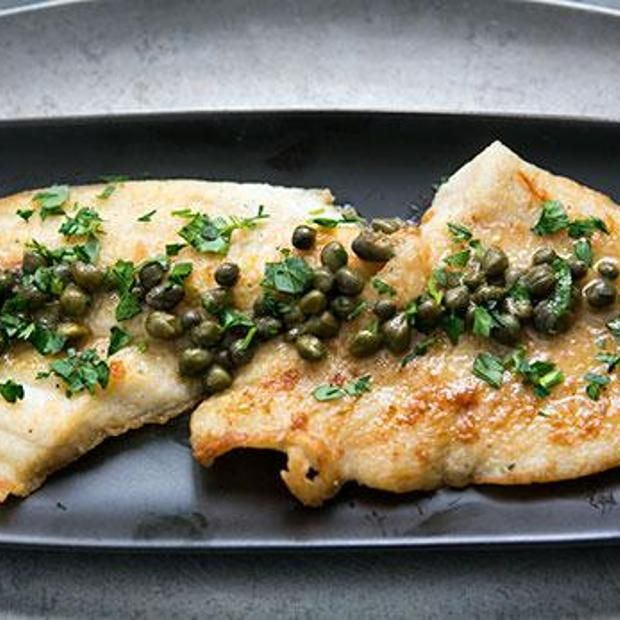 Sole Piccata | Yummy Main Course Meals | Pinterest