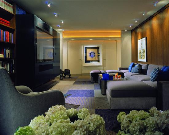 Design Your Basement Decoration Captivating 2018