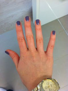 At-Home Gel Manicure without UV Light | Things I like | Pinterest