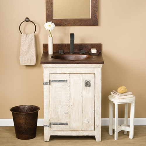 small vanity for powder room powder room ideas pinterest. Black Bedroom Furniture Sets. Home Design Ideas