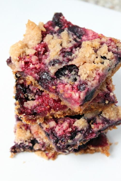 Raspberry-Cinnamon Streusel Tart Recipes — Dishmaps