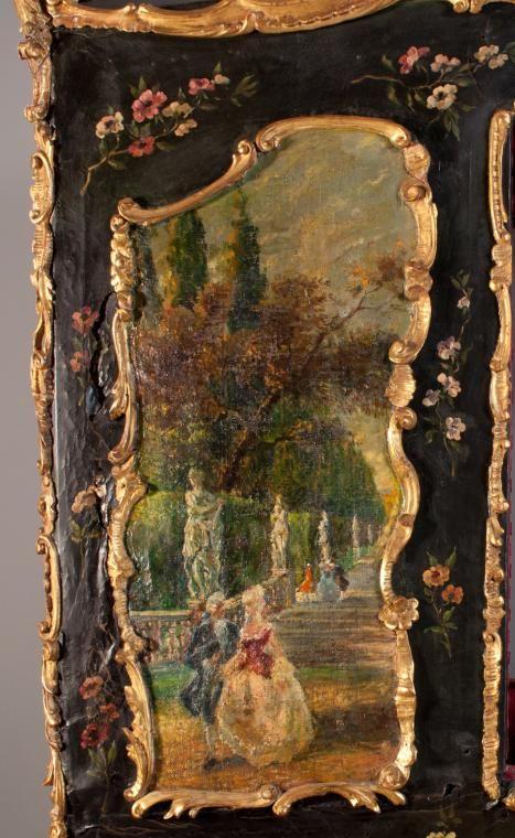 Extravagant Painted Furniture