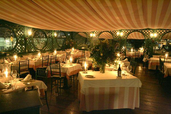The Clarke Cooke House Restaurant