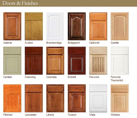 Real Wood Kitchen Cabinets