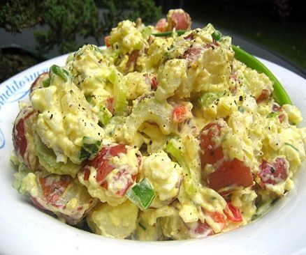 Classic Potato Salad | Make It. | Pinterest