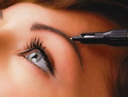 Semi-Permanent Eyebrow Tattoos