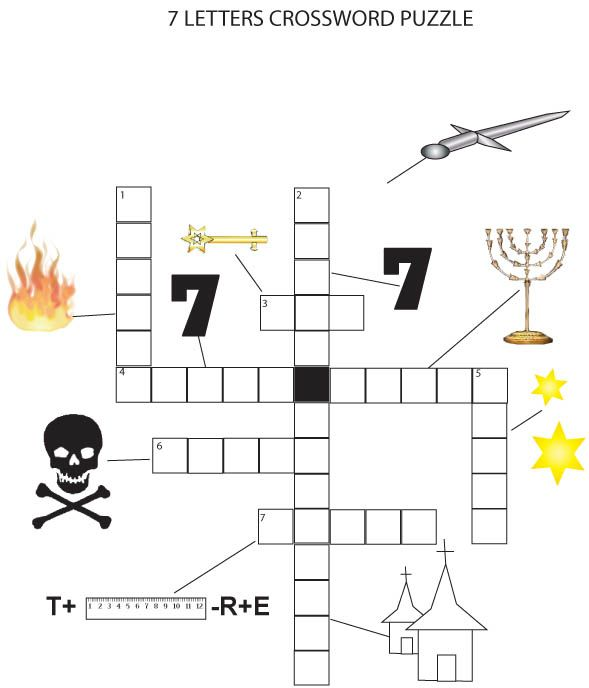 Crossword Puzzle Maker  Make Your Own Crossword Puzzle