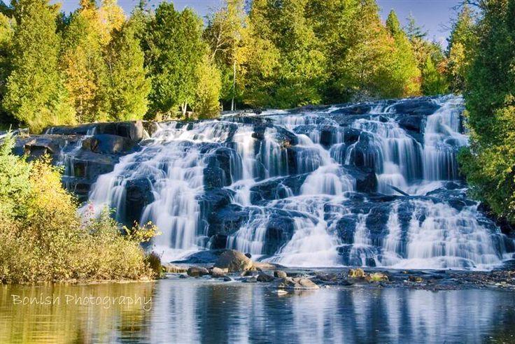 michigan upper peninsula waterfalls -#main