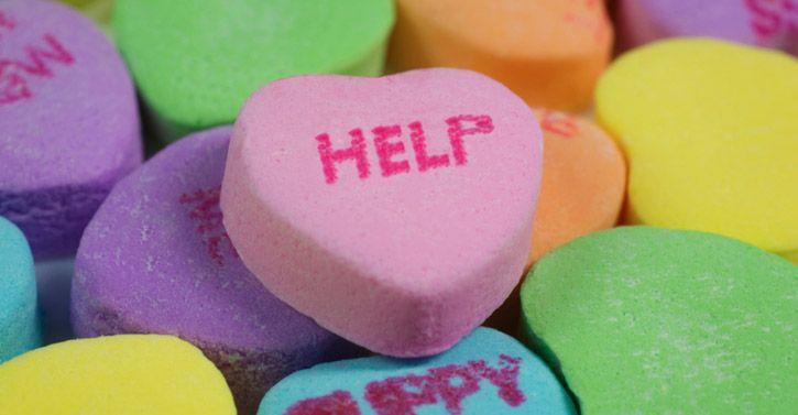 valentine day sales statistics