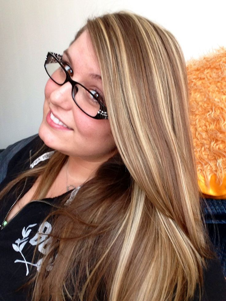 Partial highlight and lowlight | Hair | Pinterest