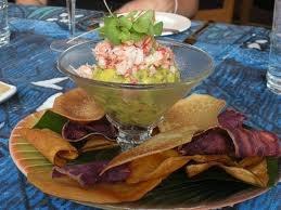 Lobster Guacamole | Snacks/Appetizers | Pinterest