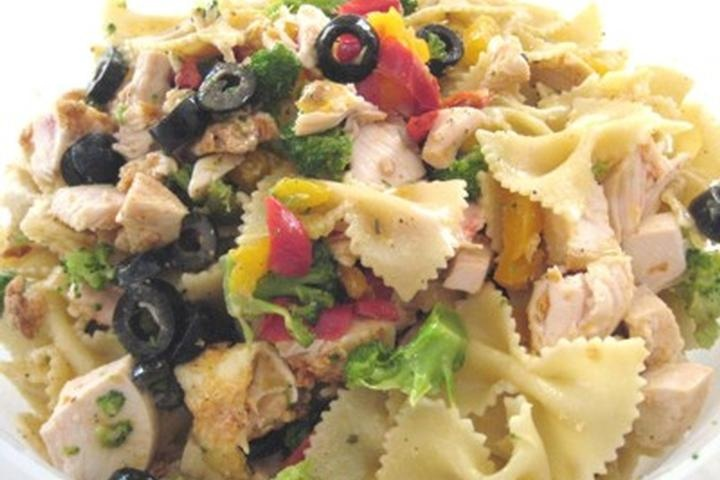 Best Chicken Pasta Salad | SALADS | Pinterest