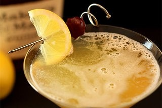 Classic Whiskey Sour http://www.creative-culinary.com/whiskey-sour