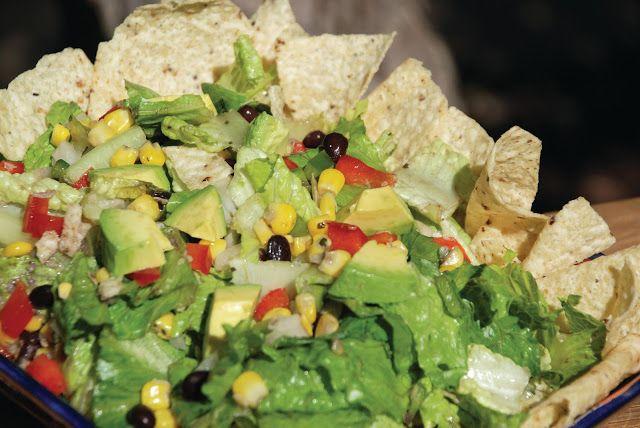 Southwestern Salad | v e g a n | Pinterest