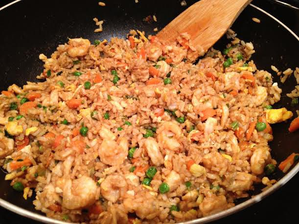 Shrimp Fried Rice | Starchy Side Dishes | Pinterest