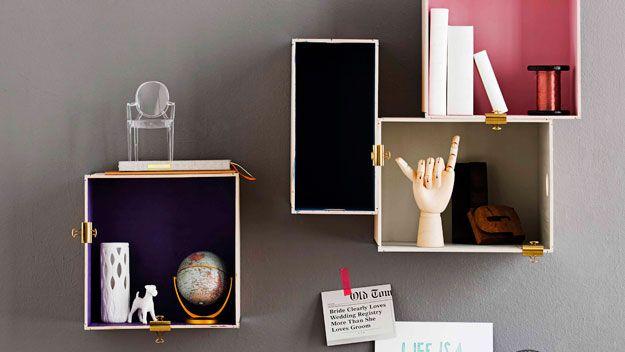 wall box: