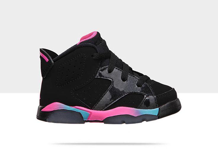 air jordan baby shoes | Nike Store. Air Jordan 6 Retro (2c-10c
