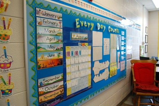 Kindergarten Calendar Math Ideas : Quot every day counts calendar board morning meeting work