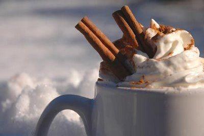 Peppermint Patty Hot Chocolate