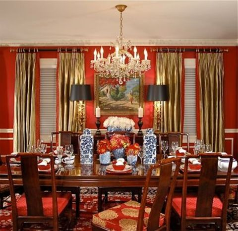 fall asian inspired dining room decorating ideas pinterest