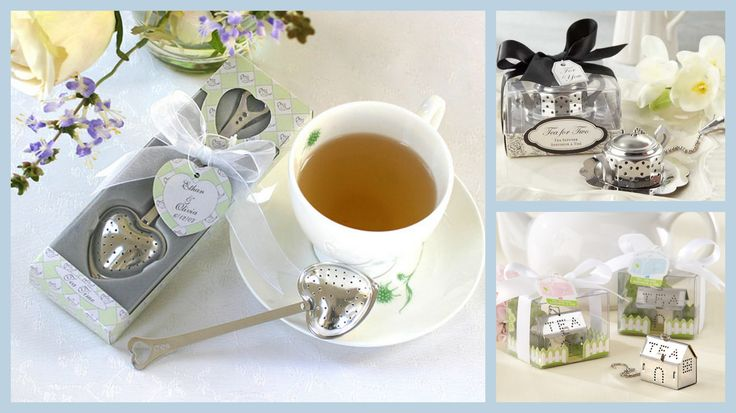 Tea, Coffee & Chocolate Wedding from hotref.com