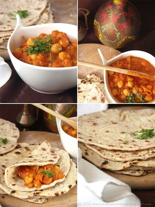Chickpea curry | My International Foods | Pinterest