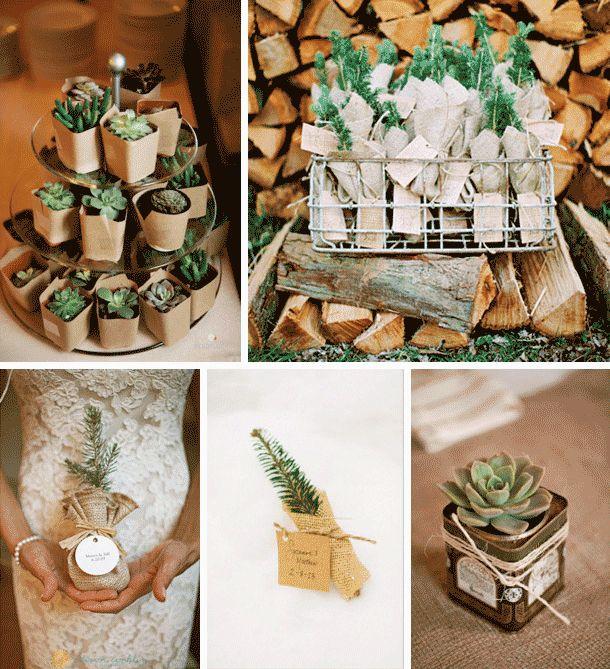 Подарки на свадьбу для гостей