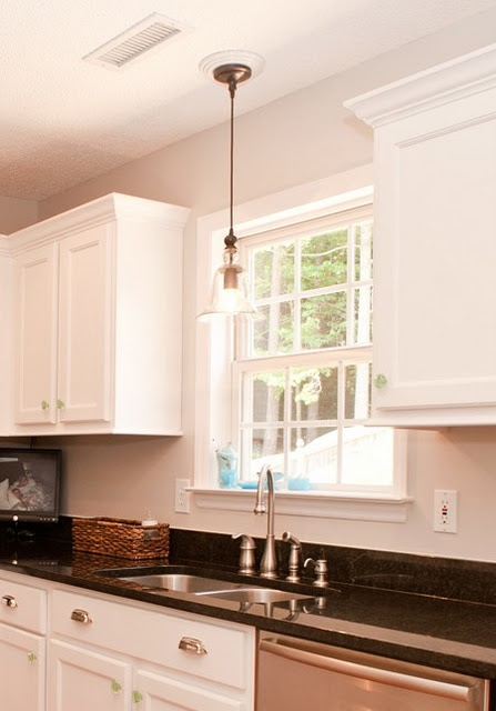 pendant light for above sink kitchen reno pinterest