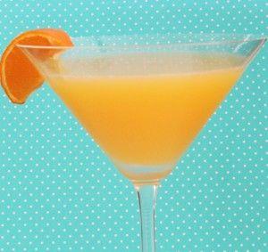 All-Grown-Up Orange Julius 6 oz. orange juice 2 oz. Pinnacle Whipped Cream Vodka Splash of pineapple juice Combine ingredients in a cocktail shaker filled with ice. Shake, pour, enjoy!