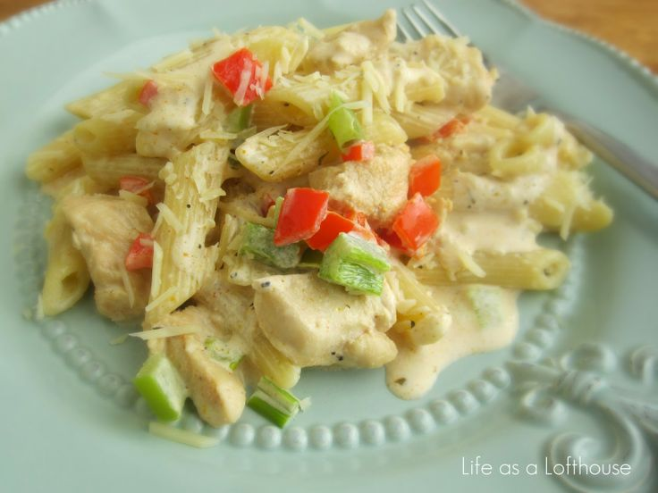 Cajun Chicken Pasta | hot and spicy dishes | Pinterest
