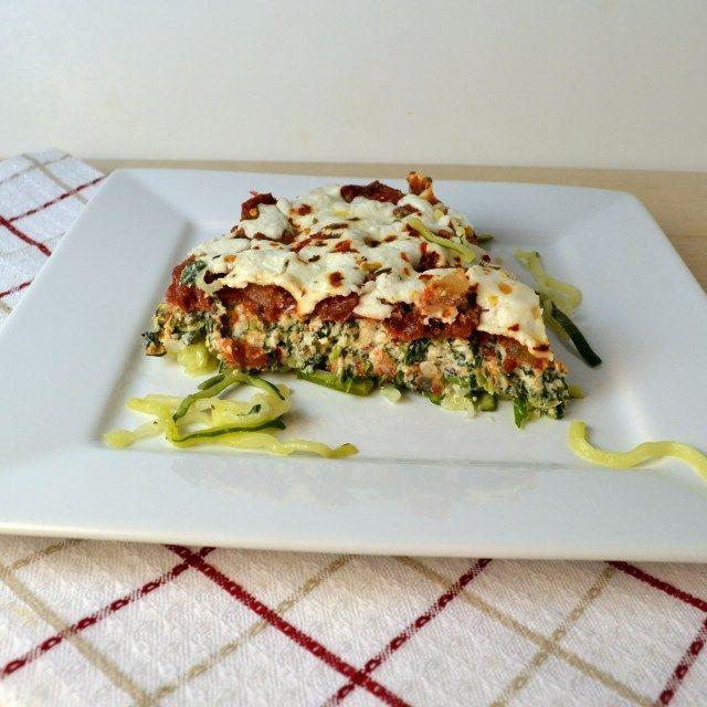 Zucchini-Ricotta Pie | windykitchen | Gettin' Hungry | Pinterest