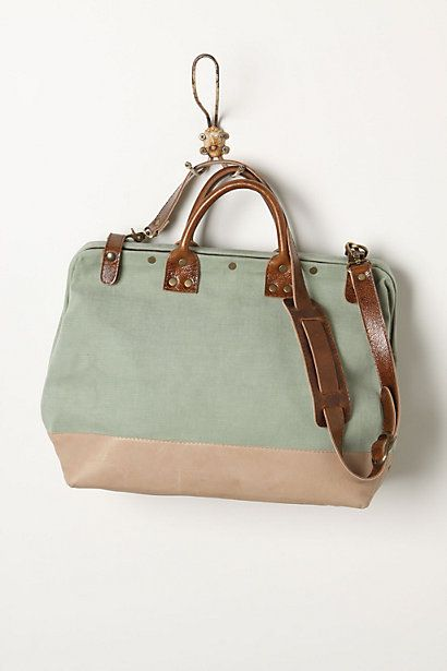 Must have this Anthro Satchel Bag. Period.