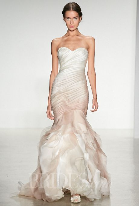 Kelly Faetanini Wedding Dresses Fall 2014 Bridal Runway Shows | Wedding Dresses Style | Brides.com