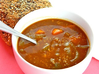 Beef and Quinoa Soup | Food & Drink | Pinterest