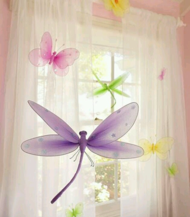 Dragonflies and butterfliesDragonflies And Butterflies