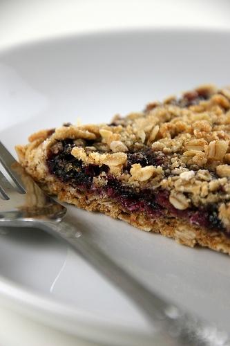 blackberry bars | Desert | Pinterest