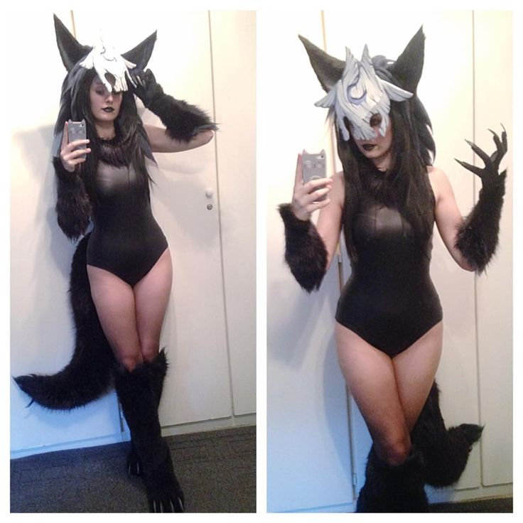She wolf costume ideas