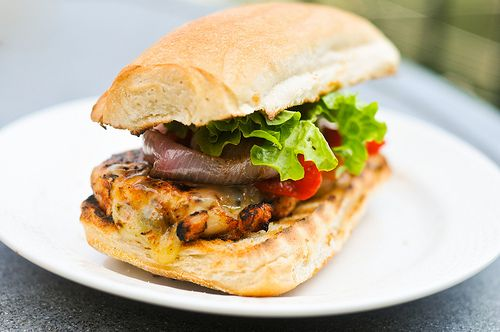 Blackened Chicken Sandwiches | Sandwiches | Pinterest
