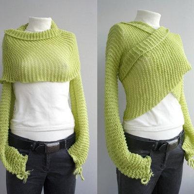 Bolero Scarf Shawl Pattern Crochet Free Crochet Patterns