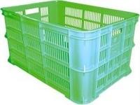 thùng nhựa rỗng 610x420x360 8tr